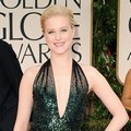 Evan Rachel Wood di Red Carpet Golden Globes 2012