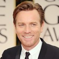 Ewan McGregor di Red Carpet Golden Globes 2012