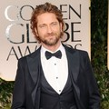 Gerard Butler di Red Carpet Golden Globes 2012