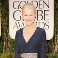 Helen Mirren di Red Carpet Golden Globes 2012
