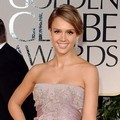 Jessica Alba di Red Carpet Golden Globes 2012