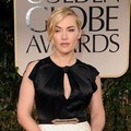 Kate Winslet di Red Carpet Golden Globes 2012
