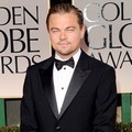 Leonardo DiCaprio di Red Carpet Golden Globes 2012