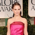 Natalie Portman di Red Carpet Golden Globes 2012