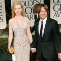 Nicole Kidman dan Keith Urban di Red Carpet Golden Globes 2012