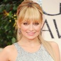 Nicole Richie di Red Carpet Golden Globes 2012
