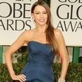 Sofia Vergara di Red Carpet Golden Globes 2012