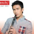 Christian Bautista di Katalog Fashion Bench edisi Holiday