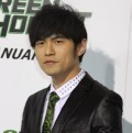 Jay Chou Premiere The Green Hornet