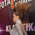 Julia Perez di Infotainment Awards SCTV 2012