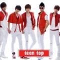 Teen Top Photoshoot untuk Come Into The World Album