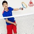 Song Joong Ki Ikon Fashion Lecoq Sportif