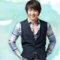 "Park Yong Ha Bermain di Serial ""Winter Sonata"""