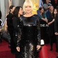 Anna Faris di Red Carpet Oscar 2012