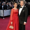 Colin Firth di Red Carpet Oscar 2012