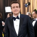 Jason Segel di Red Carpet Oscar 2012