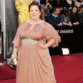 Melissa McCarthy di Red Carpet Oscar 2012