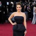Tina Fey di Red Carpet Oscar 2012
