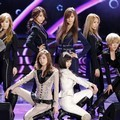 Aksi Girls' Generation di KBS Music Bank Korea