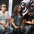 Slank di Jumpa Pers Konser 'I Slank U, The Journey of The Blue Island'