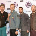 Coldplay di Red Carpet MTV EMA 2011