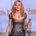 Madonna di Red Carpet Golden Globes 2012
