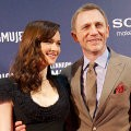 Daniel Craig dan Rachel Weisz di Premiere 'The Girl with the Dragon Tattoo'