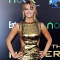 Jennifer Lawrence di Premiere 'The Hunger Games'
