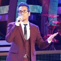 Sammy Simorangkir di Konser SCTV Masterpiece of Koes Plus