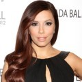 Eva Longoria di Black & White Ball 2012