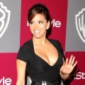 Eva Longoria di InStyle Warner Bros Golden Globes After Party 2011