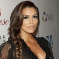 Eva Longoria di Pre-Oscar Flamenco Party