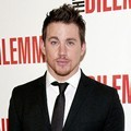 Channing Tatum di Premiere 'The Dilemma'