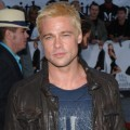 Brad Pitt di Premiere 'Mr and Mrs Smith'