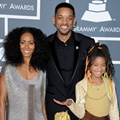 Jada Pinkett Smith, Will Smith dan Willow Smith Menghadiri 53rd Annual GRAMMY Awards