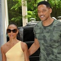 Jada Pinkett Smith dan Will Smith Jalan-Jalan di New York