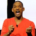 Will Smith di Acara 2012 Consumer Electronics Show Showcases Latest Technology Innovations
