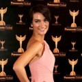 Atiqah Hasiholan di Red Carpet Panasonic Gobel Awards 2012