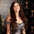 Aura Kasih di Red Carpet Panasonic Gobel Awards 2012