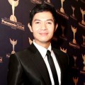Dude Harlino di Red Carpet Panasonic Gobel Awards 2012