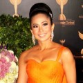 Feni Rose di Red Carpet Panasonic Gobel Awards 2012