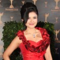 Tina Talisa di Red Carpet Panasonic Gobel Awards 2012