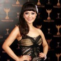 Yuanita Christiani di Red Carpet Panasonic Gobel Awards 2012