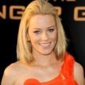 Elizabeth Banks di Premiere 'The Hunger Games'