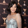 Naysila Mirdad di Red Carpet Panasonic Gobel Awards 2012