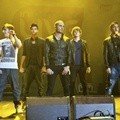 The Wanted Perform di Acara In:Demand Live