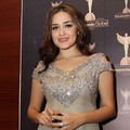 Yasmine Wildblood di Red Carpet Panasonic Gobel Awards 2012