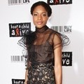 Naomie Harris di Acara Keep a Child Alive Black Ball 2011
