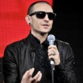 Chester Bennington dari Linkin Park di Japan Tour Press Conference