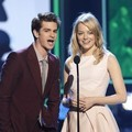 Andrew Garfield dan Emma Stone di Kids' Choice Awards 2012